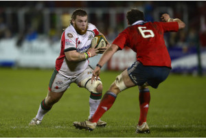 Plymouth Albion v Munster A 061213