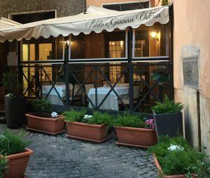 Poldo e Gianna Osteria a Roma