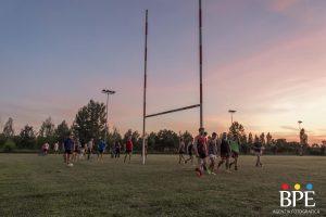 bpe foto/ Boldrini campi della diga Parona VRPrimo allenamento Verona rugby 2016/17nella foto: